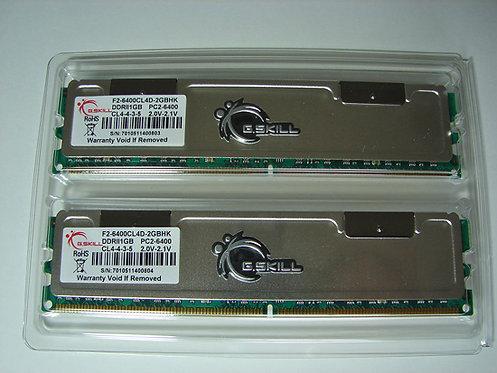 DDR2-800 1G KIT GEIL