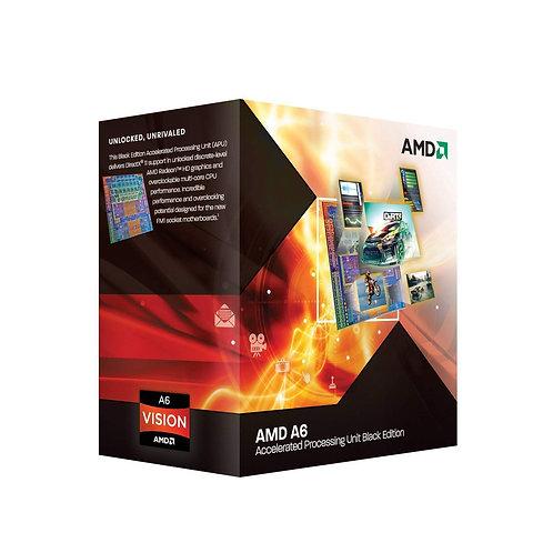 AMD-A6 X4 3670K 2.7GHz 4MB 100W FM1 AD3670WNGXBOX CPU