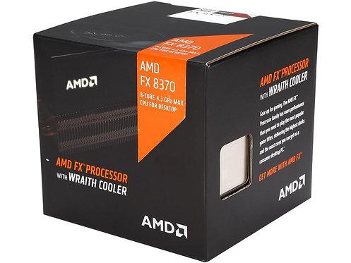 AMD-FX-8370 X8 4.0/4.3GHz 8MB 125W AM3+FD8370FRHKHBX CPU (Wraith Cooler)