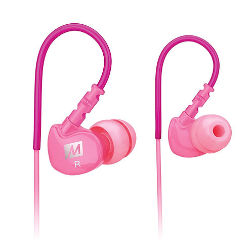 MEE SPORT-FI M6 IN-EAR EARPHONE-PINK