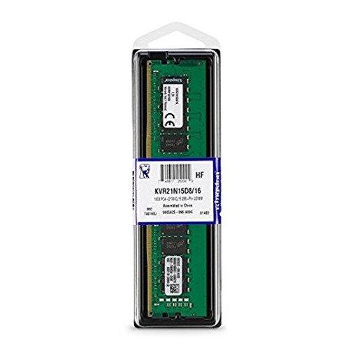 DDR4-2133 16G KINGSTON NONECC CL15 KVR21N15D8/16