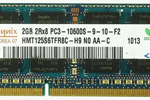 DDR3-1333 2G HYNIX/R 16C SODIMM HMT125S6TFR8C-H9