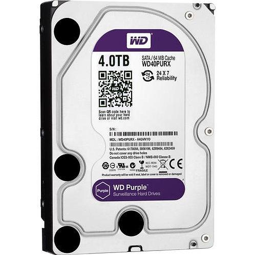 """HDD 4TB WD 3.5""""  WD40EZRZ SATA6Gb/s 5400RPM 64MB"""