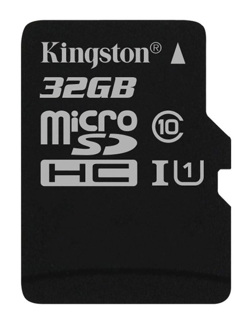 MICRO SDHC 32G KINGSTON C10 W/ ADP SDC10G2/32GBCR