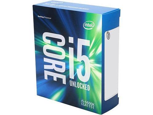 INTEL Ci5-6600K BX80662I56600K 3.5/3.9GHz 6MB 1151PIN 4CORE BOX CPU NO FAN