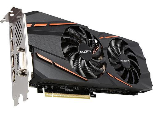 GIGABYTE GTX1060 GEFORCE GV-N1060G1 GAMING-6GD 6G GDDR5 PCIE3.0 VGA