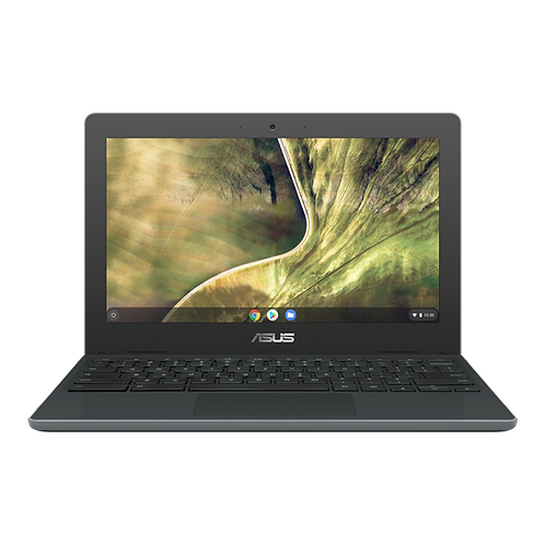 """ASUS 11.6"""" C204EE-YS01-GR N4000 4G 16GB CHROME OS INTEL UHD DARK G"""