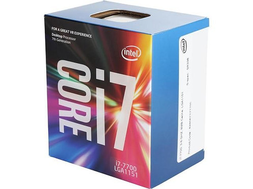 INTEL CI7-7700 BX80677I77700 3.6 GHZ 8M 1151 4CORE 8 THREAD
