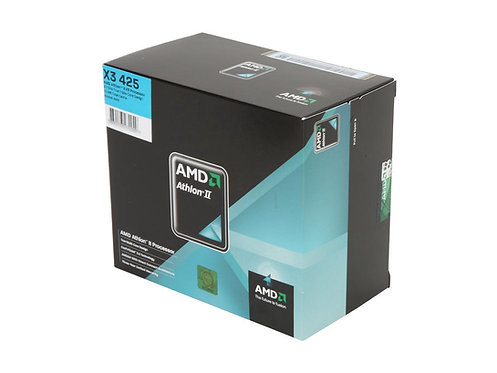 AMD-ATHLON II X3 425 2.7GHz 1.5MB 95W AM3 ADX425WFGIBOX CPU