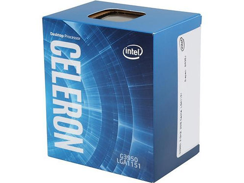 INTEL G3950 CELERON DUAL CORE 3.0GHz 2MB 1151 BX80677G3950 BOX CPU