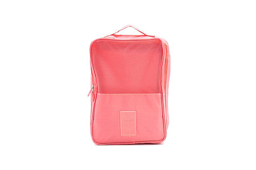 QIANYECAO TRAVEL POUCH PASTAL PINK