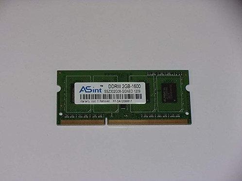 DDR3-1600 2G ELPIDA SODIMM SSZ302G08-GGNED