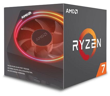 AMD RYZEN 7 2700X 3.7 /4.3GHZ AM4 105W YD270XBGAFBOX