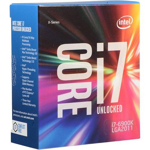 INTEL Ci7-6900K BX80671I76900K 3.2GHz 20M 2011-3 8CORE 16THREADS BOX CPU