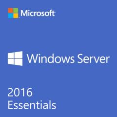 MS WIN SVR 2016 ESSENTIAL G3S-01045 64BIT 1-2 CPU OEM 1PK
