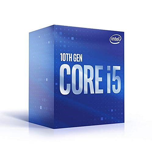 INTEL Ci5-10400F BX8070110400F 2.9/4.3GHZ 6 CORE 65W L1200