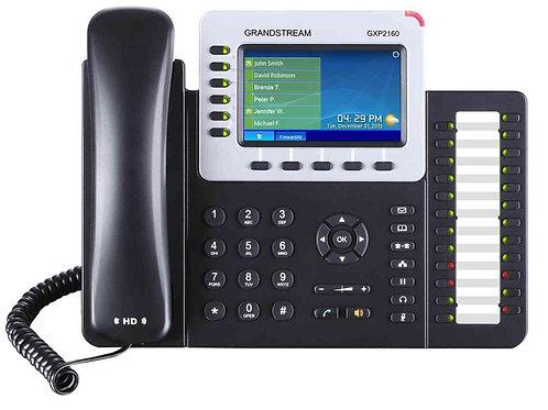 GRANDSTREAM GXP2160 ENTERPRISE IP VOIP PHONE & DEVICE