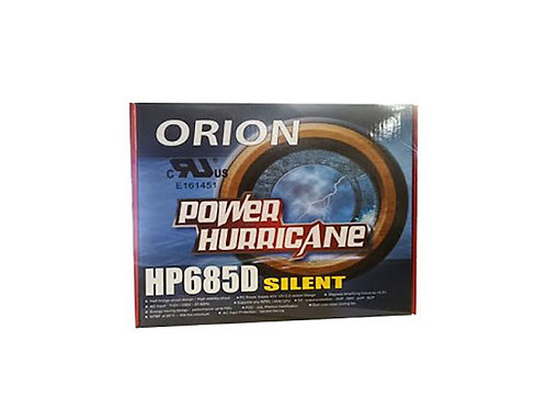 ORION HP685D 500W WITH SILENT POWER SUPPLY