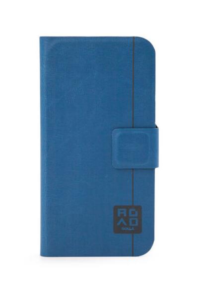 "GOLLA ROAD SLIM FOLDER 4.7"" IPHONE6 MAGNETIC BLUE"