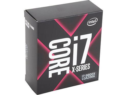 INTEL CI7-9800X BX80673I79800X 3.8/4.4GHZ 16.5M 165W L2066