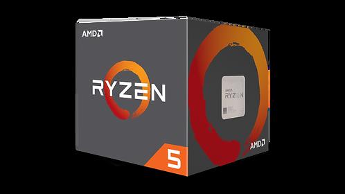AMD-RYZEN 5 1600 AM4 3.6 GHZ 6 CORES YD1600BBAEBOX