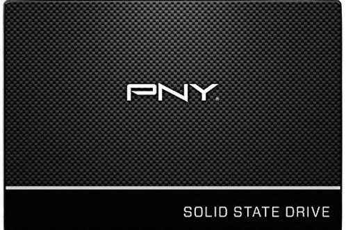 """SSD 250G PNY CS900 2.5"""" SATA III R535/W500 SSD7CS900-250-RB"""