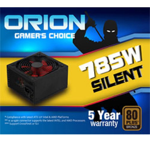 ORION 785W WITH SILENT WITH SILENT POWER SUPPLY