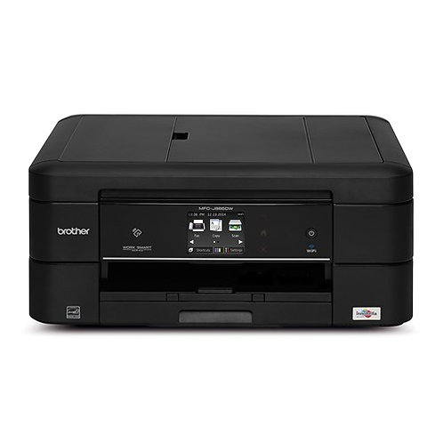 BROTHER MFC-J885DW WIRELESS COLOUR INKJET MULTIFUNCTION PRINTER