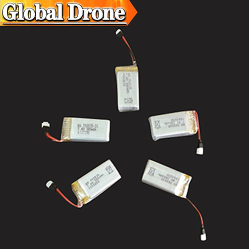 GLOBAL DRONE GW007 7.4V 380MAH LI-ION BATTERY