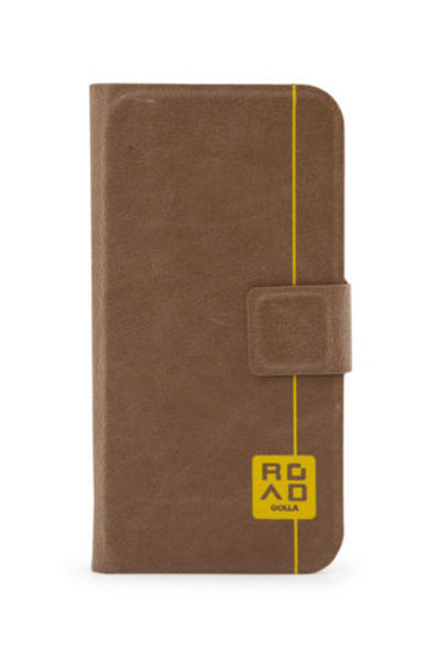 "GOLLA ROAD SLIM FOLDER 4.7"" IPHONE6 MAGNETIC TAUPE"