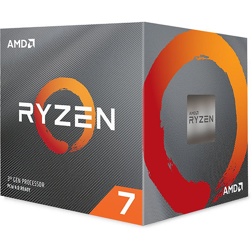 AMD RYZEN 7 3700X 3.6/4.4GHZ AM4 65W 100-100000071BOX