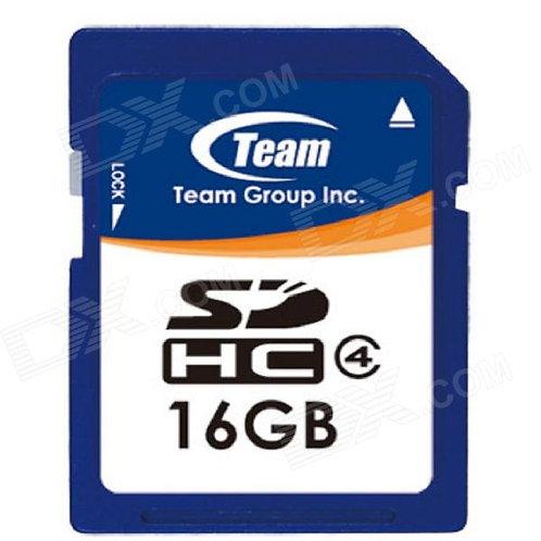 SDHC 16G TEAM C4 TSDHC16GCL401