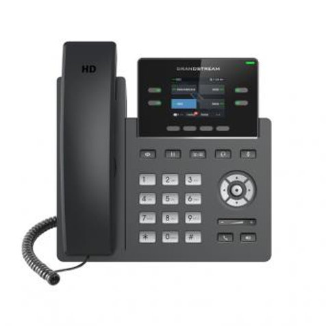 GRANDSTREAM GRP2612P VOIP PHONE 2 LINE IP WITH POE