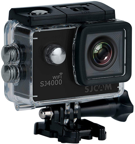 SJ4000 BLACK 12MP HD 1080P WIFI SPORTS DV ACT WATERPROOF PORTABLE CAMERA