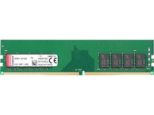 DDR4-2400 8G KINGSTON CL17 1.2V # KVR24N17S8/8
