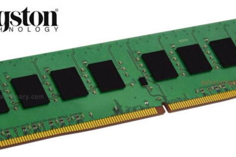 DDR4-2666 8G KINGSTON CL19 1.2V 16 BIT KVR26N19S6/8
