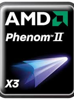 AMD-PHENOM II X3 720 2.8GHz 1.5M 95W AM3 BOX CPU OPEN BOX