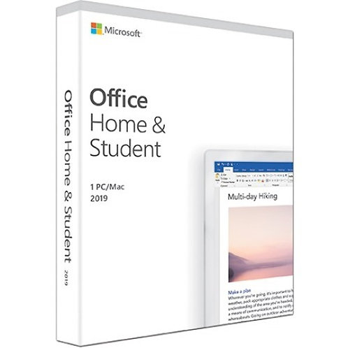 MS OFFICE 2019 H&S 1PC/MAC PKC #79G-05029