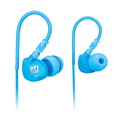 MEE SPORT-FI M6 IN-EAR EARPHONE-TEAL