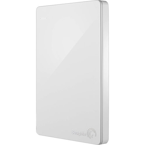 HDD EXT U3.0 2TB SEAGATE 2.5' (RECERT) STDR2000306 BACKUP PLUS SLIM WHITE