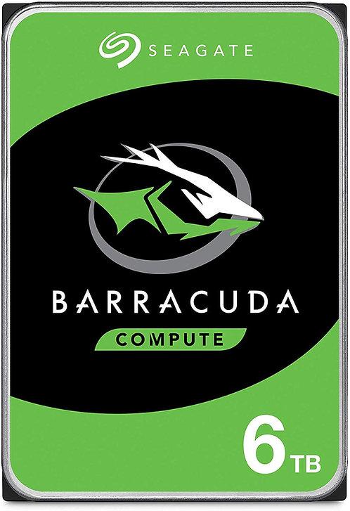 """HDD 6TB SEAGATE 3.5"""" ST6000DM003 SATA6.0Gb/s 5400PRM 256MB"""