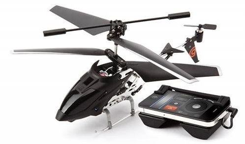 GRIFFIN HELO TC APP-CONTROLLED HELICOPTER WORKS W/ IPHONE/ANDROID #GC30021
