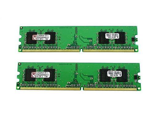DDR2-533 512M KIT KINGSTON #KVR533D2N4K2/512