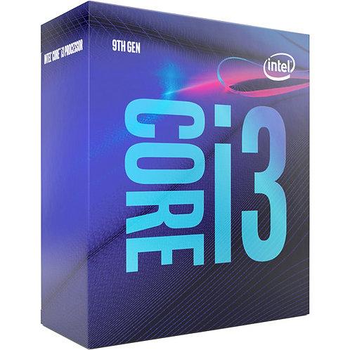 INTEL CI3-9100 BX80684I39100 3.6/4.2GHZ 6M 1151 65W 4 CORE BOX CPU