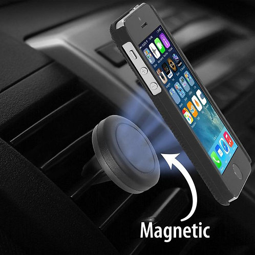 UNIVERSAL AIR VENT MAGNETIC CAR CELLPHONE MOUNT