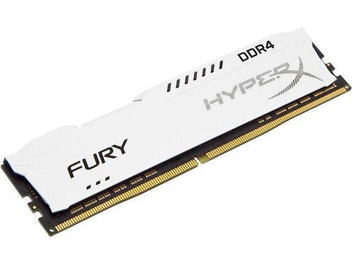 DDR4-2133 8G KINGSTON FURY WHITE CL14 HX421C14FW2/8