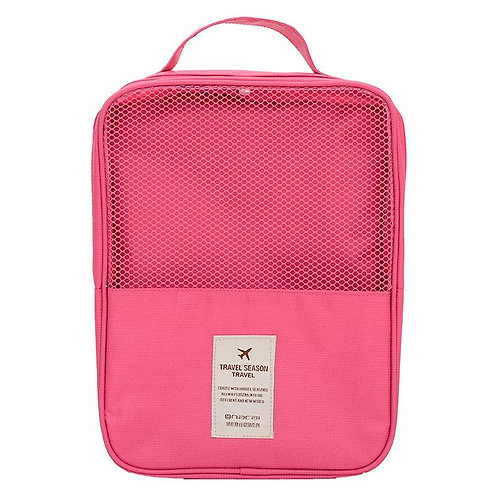 QIANYECAO TRAVEL POUCH PINK