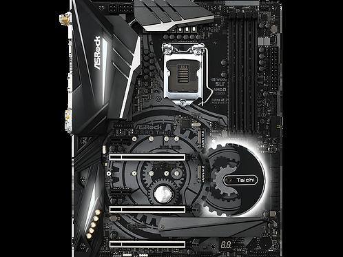 ASROCK Z390 TAICHI INTEL Z390 L1151 HDMI SATA6 Gb/s DDR4 USB3.1 ATX MB