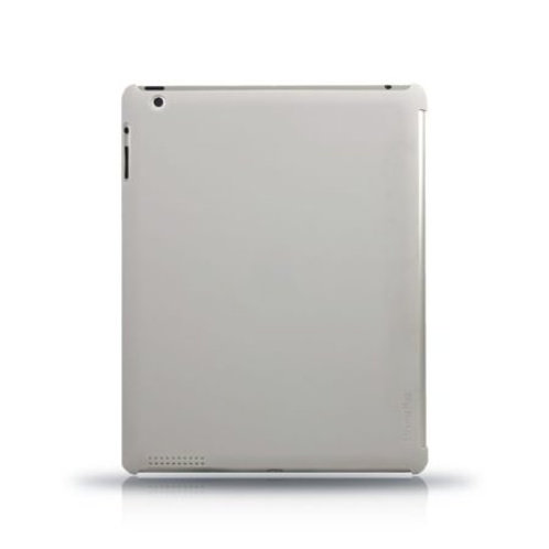 XTREMEMAC MICROSHIELD SC FOR IPAD 2-3-4 GRAY