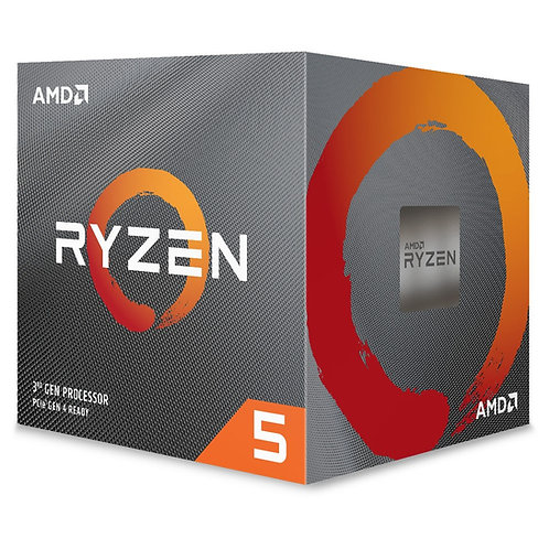 AMD RYZEN 5 3600X 3.8/4.4GHZ AM4 95W 100-100000022BOX